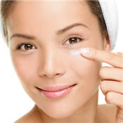 The All-In-One Eye Gel with Vitamin C is safe and effective for the under eye area.