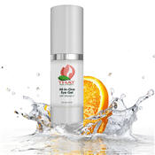 Vitamin C rich formula is good for the skin.
